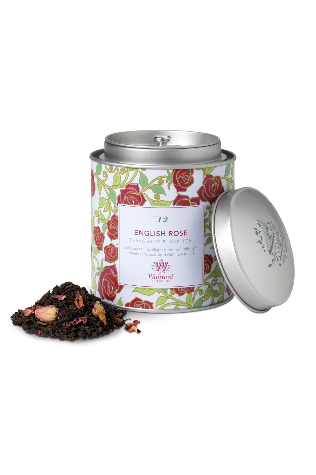 318741 Tea Discoveries English Rose Caddy 2