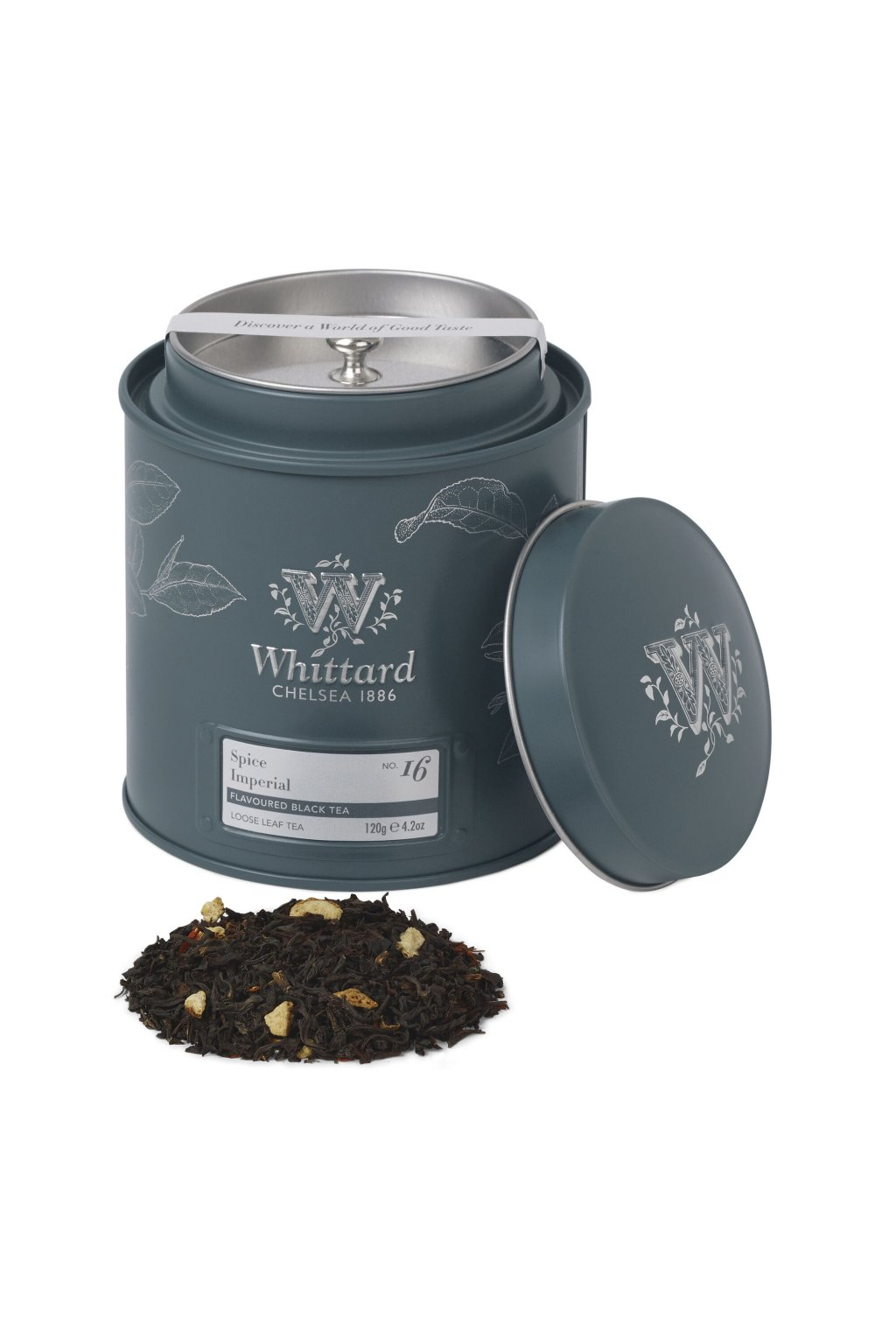314617CDY Spice Imperial Loose Tea Caddy 3
