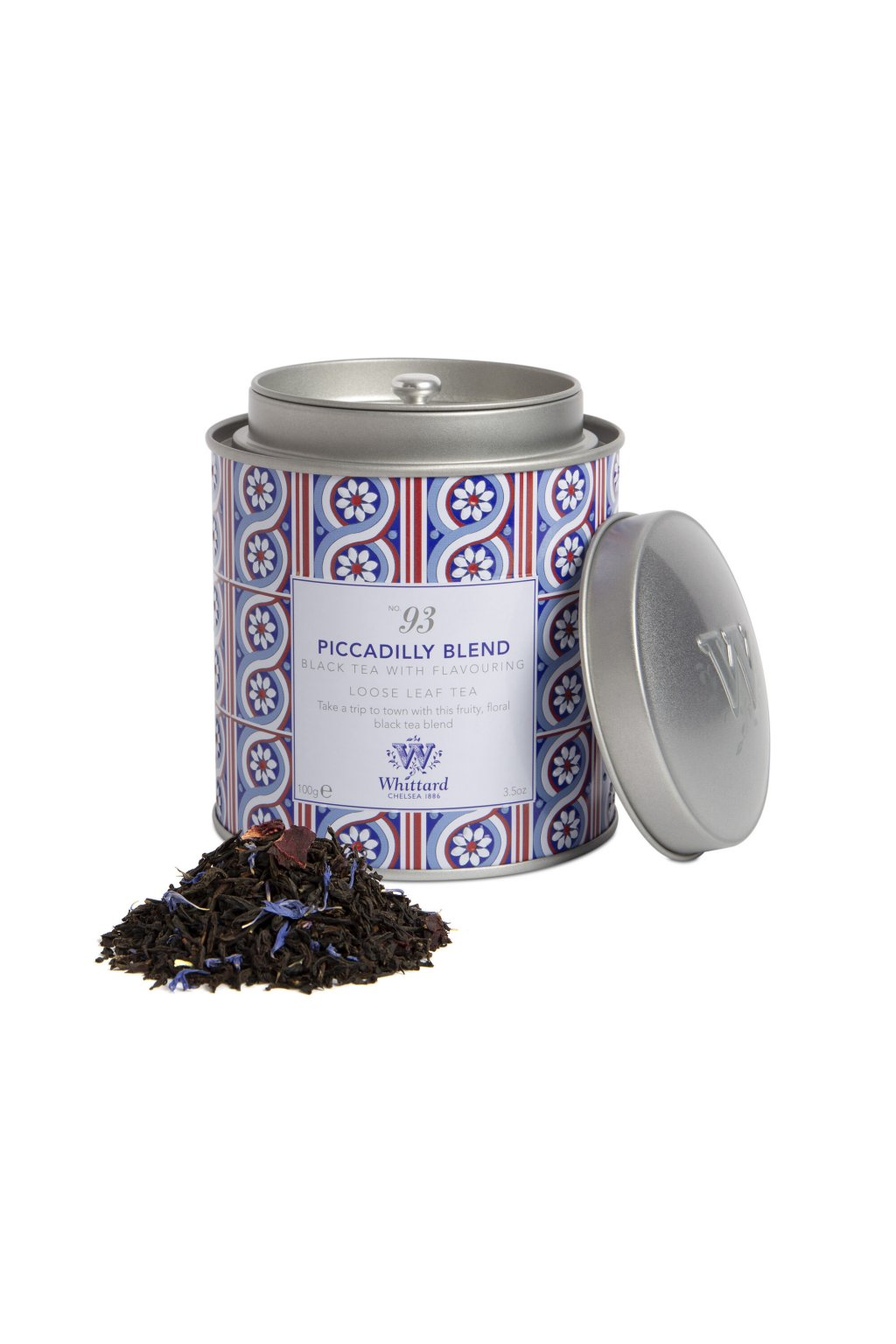 341081 Tea Discoveries Piccadilly Caddy 2