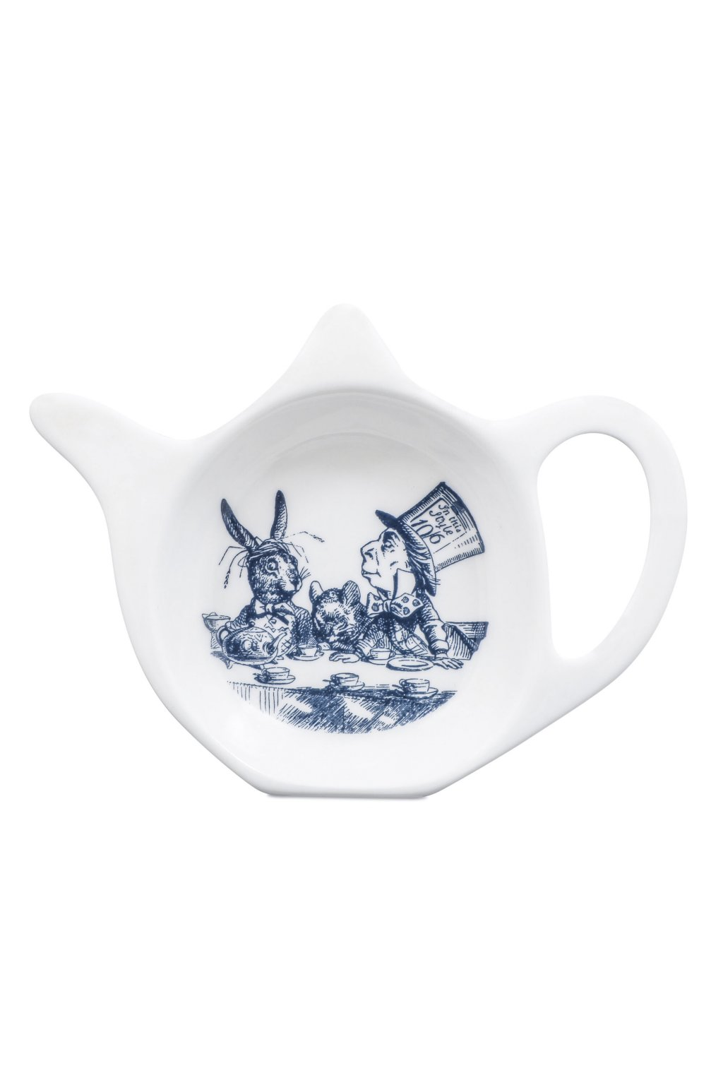 322106 ALICE IN WONDERLAND TEAPARTY TEA TIDY 1