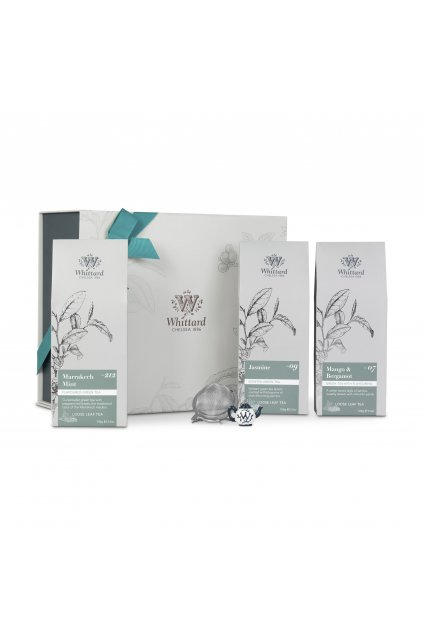 HMPTEA21 Flavoured Green Tea Gift Box 1