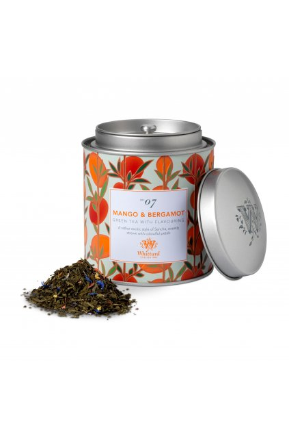 318675 Tea Discoveries Mango & Bergamot Caddy 2