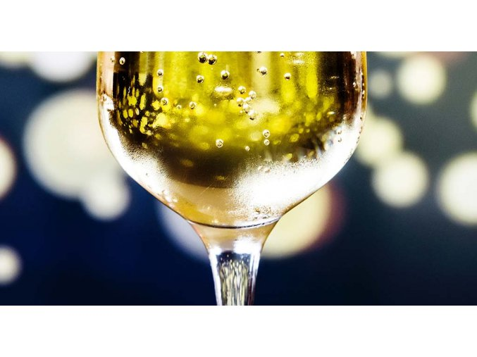 different kinds of sparkling wine