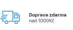 doprava zdarma nad 1000Kč