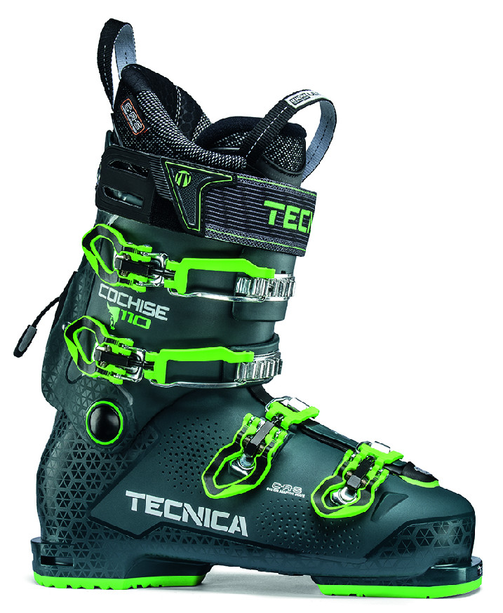 Freeride allmountain lyžařské boty