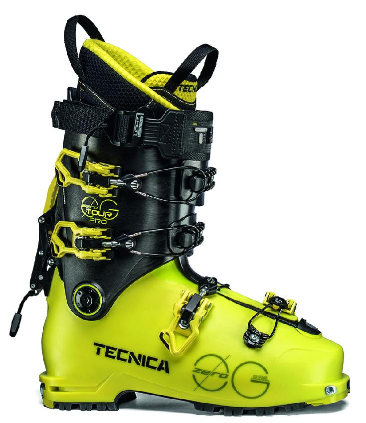 Freeride touring lyžařské boty