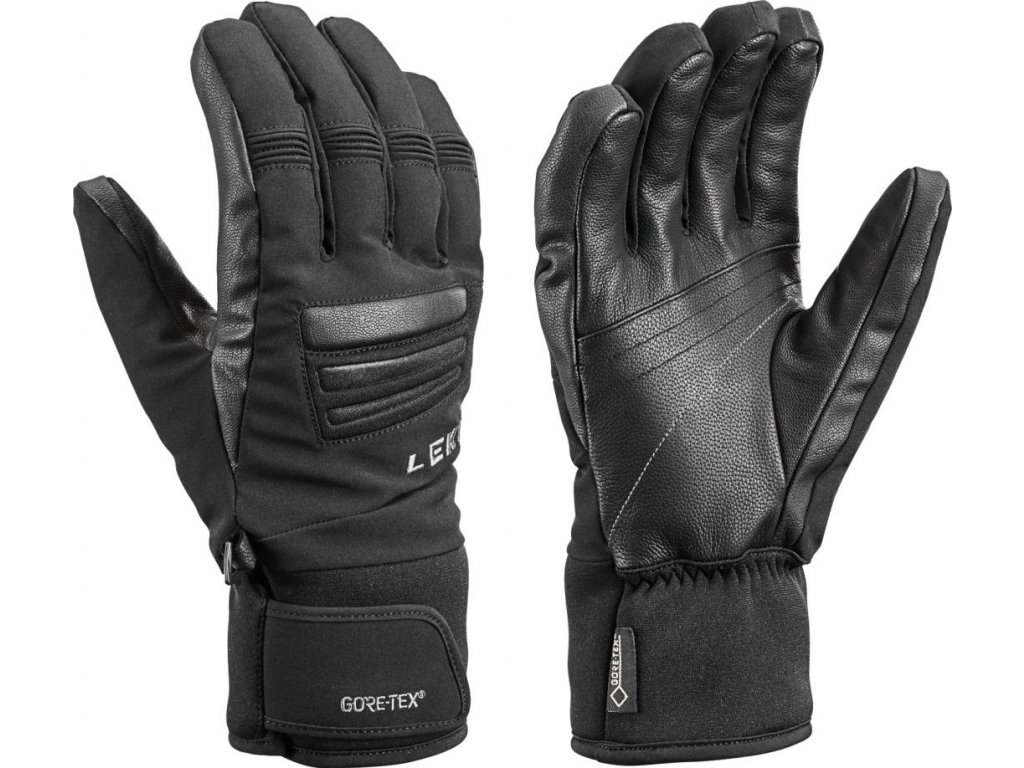 rukavice glove sphere gtx black size 6 5 1