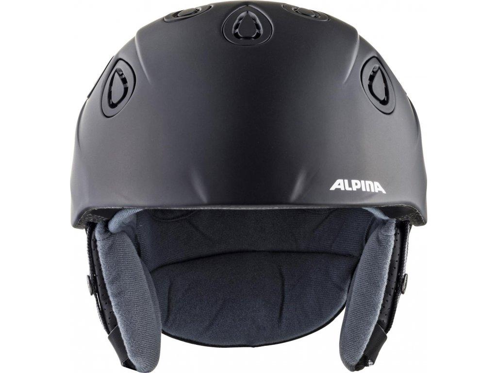 ALPINA GRAP, black matt, 18/19