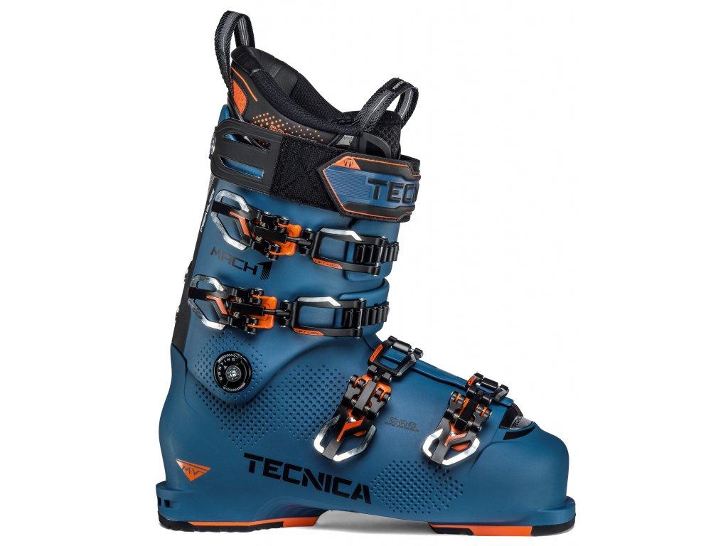 lyžařské boty TECNICA Mach1 MV 120, dark process blue, 19/20