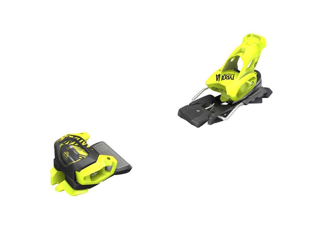 lyžařské vázání TYROLIA Attack2 16 GW W/O Brake [A], flash yellow, 19/20