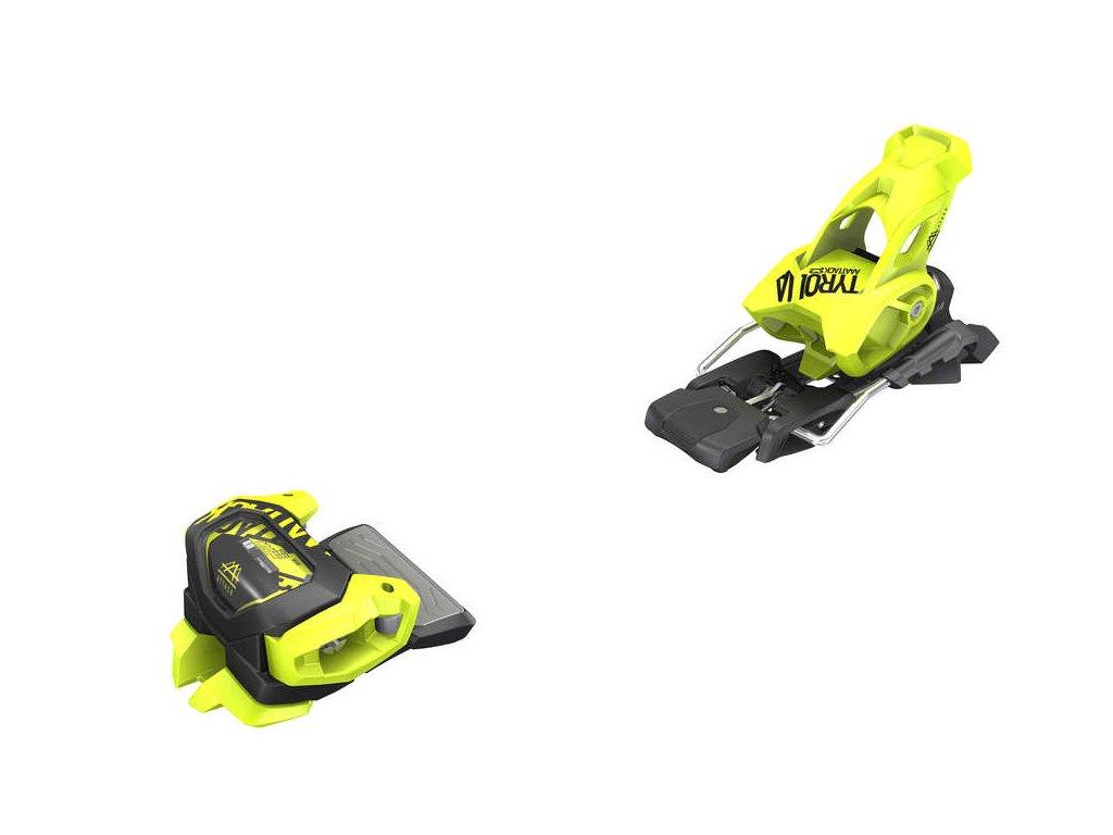 lyžařské vázání TYROLIA Attack2 13 GW Brake 95 [A], flash yellow, 19/20