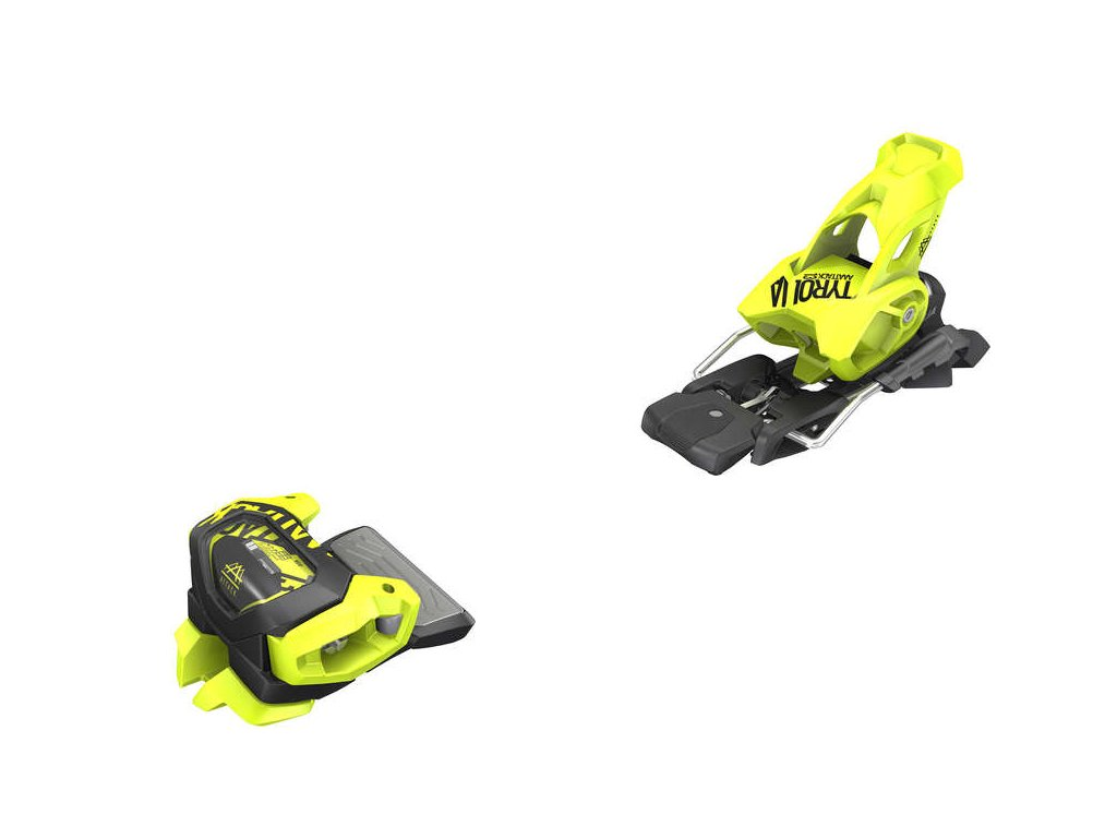 lyžařské vázání TYROLIA Attack2 13 GW W/O Brake [A], flash yellow, 19/20