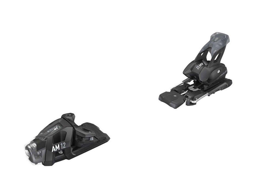lyžařské vázání TYROLIA AM 12 GW Brake 85 [D], matt black, 19/20