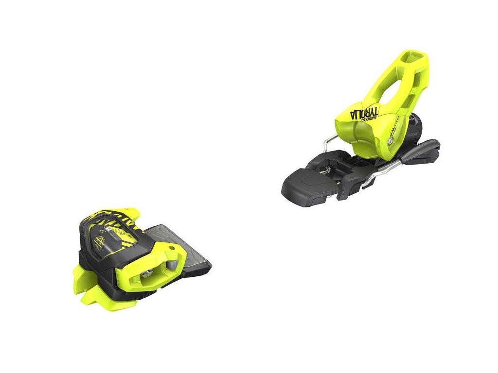 lyžařské vázání TYROLIA Attack2 11 GW W/O Brake [L], flash yellow, 19/20