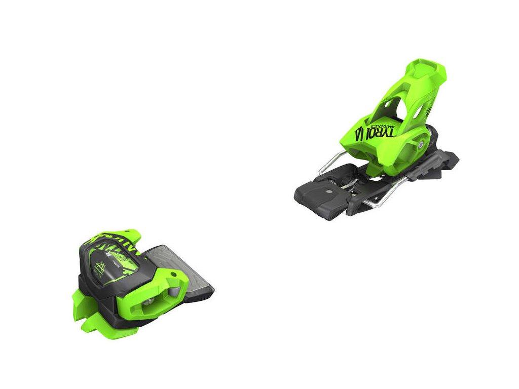 lyžařské vázání TYROLIA Attack2 13 GW Brake 110 [A], green, 19/20