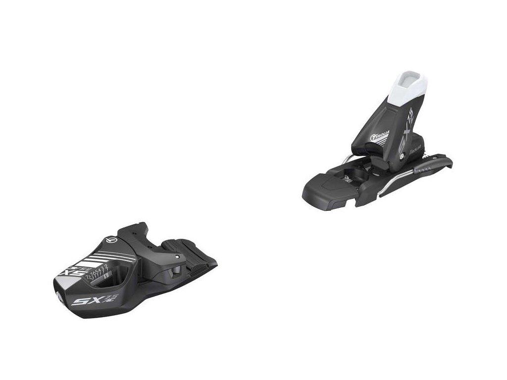 lyžařské vázání TYROLIA SX 7.5 GW AC Brake 78 [J], solid black/white, 19/20