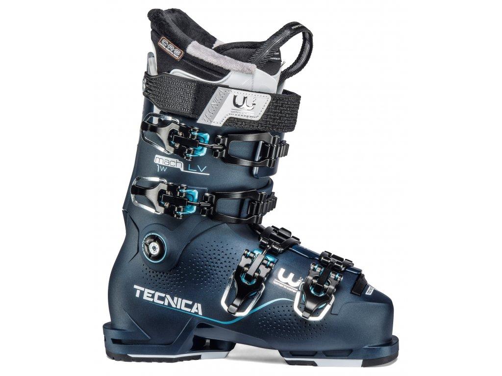 lyžařské boty TECNICA Mach1 LV 105 W, night blue, 19/20
