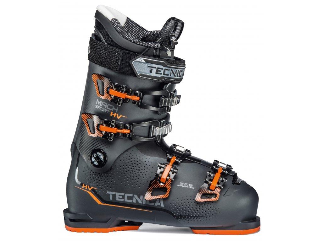 lyžařské boty TECNICA Mach Sport 90 HV, graphite, 19/20
