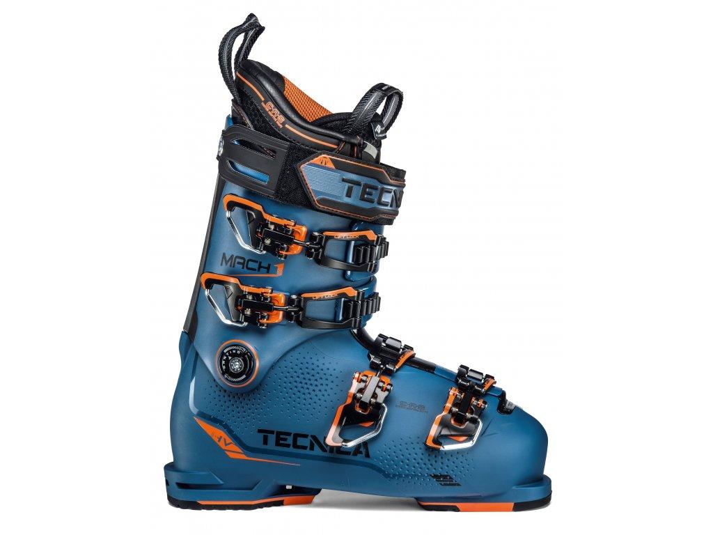 lyžařské boty TECNICA Mach1 120 HV, dark process blue, 19/20