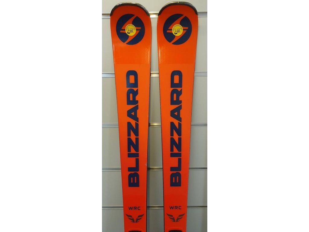 testovací lyže BLIZZARD FIREBIRD WRC + vazani BLIZZARD XCELL12 DEMO, 19/20  + seřízení vázání ZDARMA