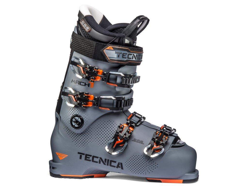 lyžařské boty TECNICA Mach 1 MV 110 S, sport grey, 19/20