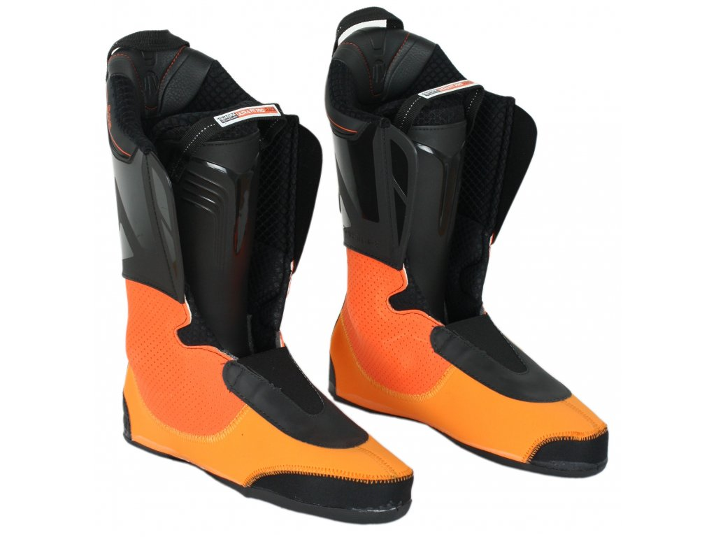 vložky do bot TECNICA MACH1 LV CAS liner, orange/black