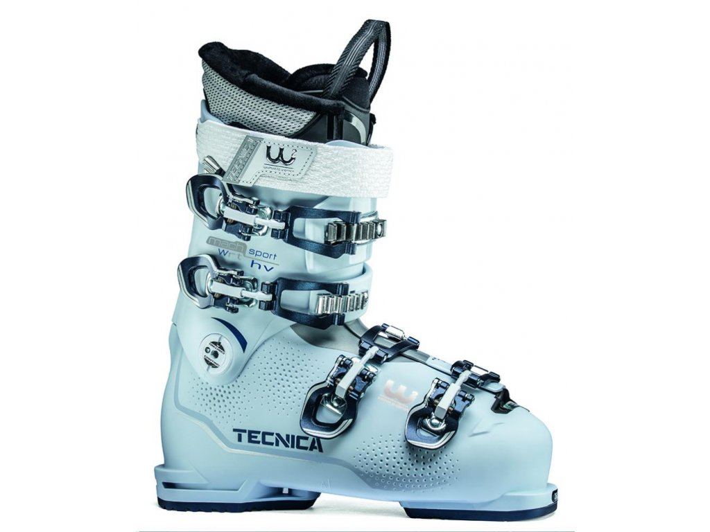 lyžařské boty TECNICA Mach Sport 75 HV W RT, ice, rental, 18/19