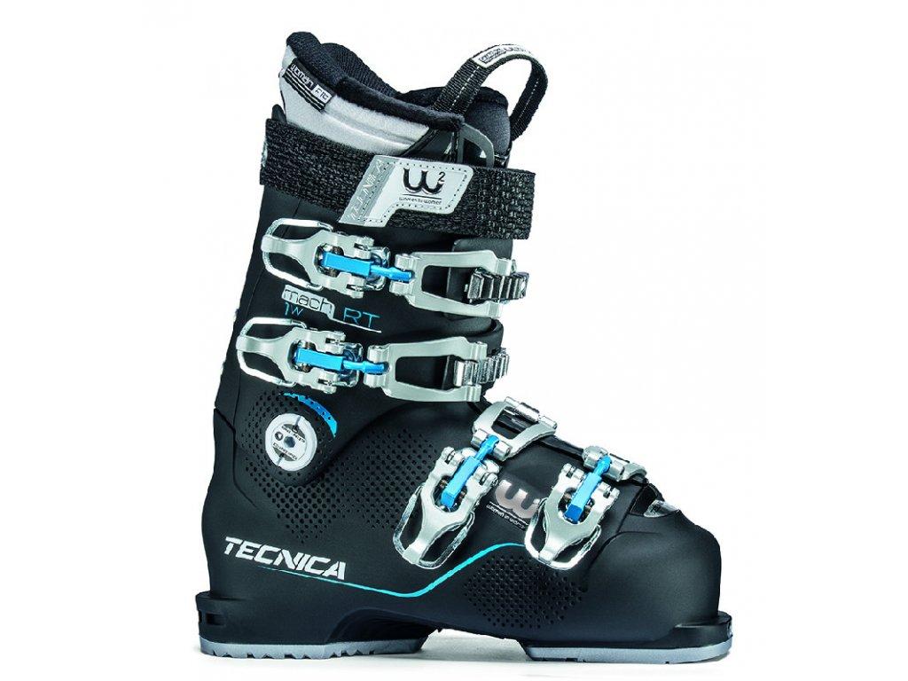 lyžařské boty TECNICA Mach1 85 MV W RT, black, rental, 18/19
