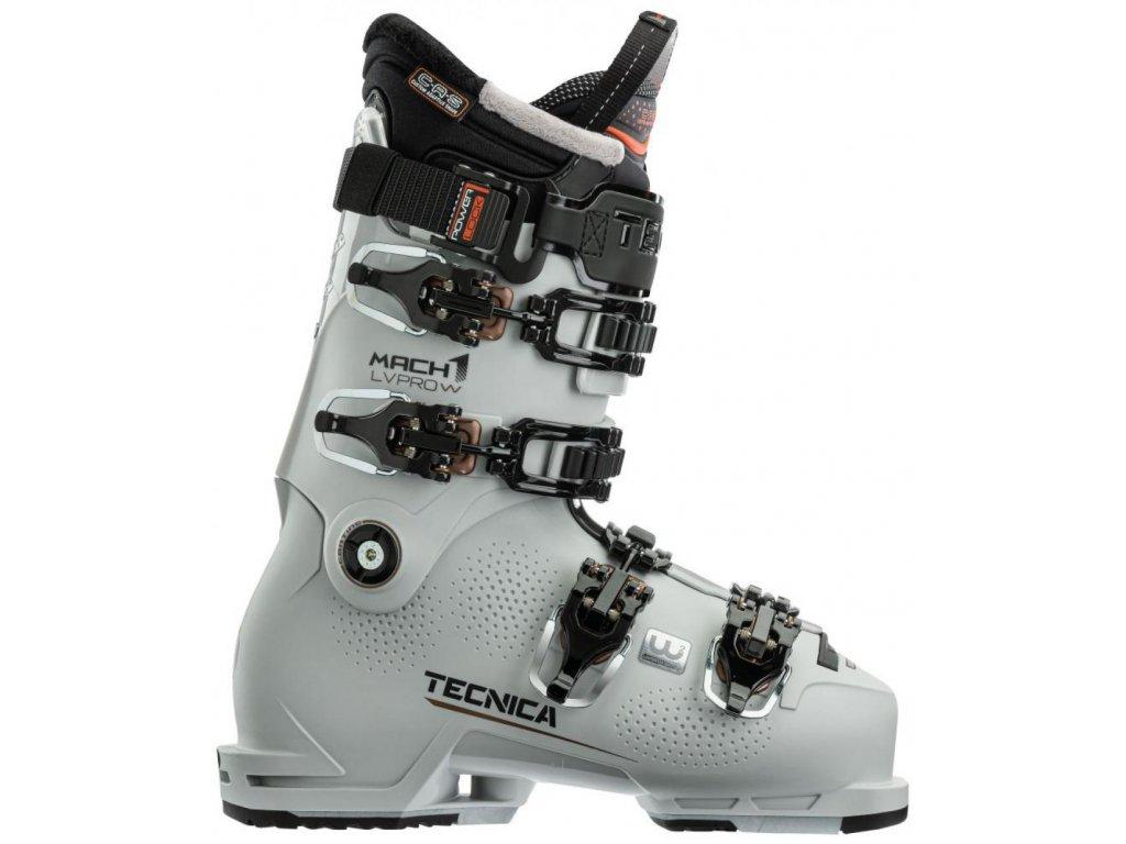 lyžařské boty TECNICA MACH1 LV PRO W, cool grey, 20/21
