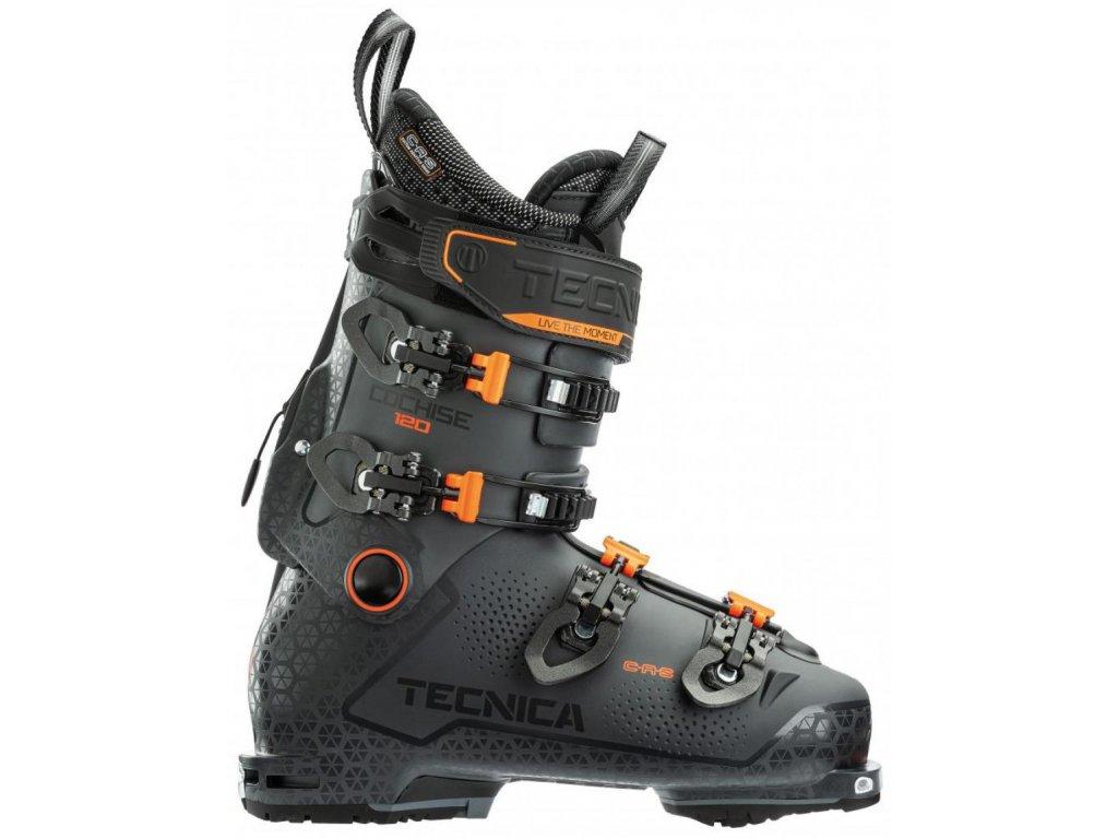 lyžařské boty TECNICA COCHISE 120 DYN GW, graphite, 20/21