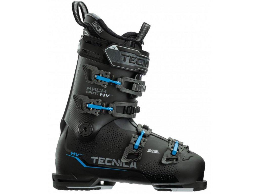 lyžařské boty TECNICA MACH SPORT HV 110, black, 20/21