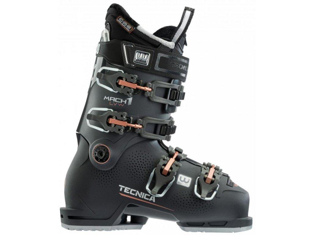 lyžařské boty TECNICA MACH1 LV 95 W, graphite, 20/21