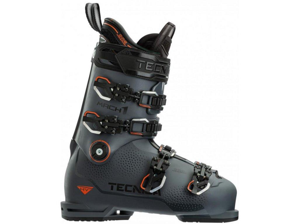 lyžařské boty TECNICA MACH1 HV 110, race gray, 20/21