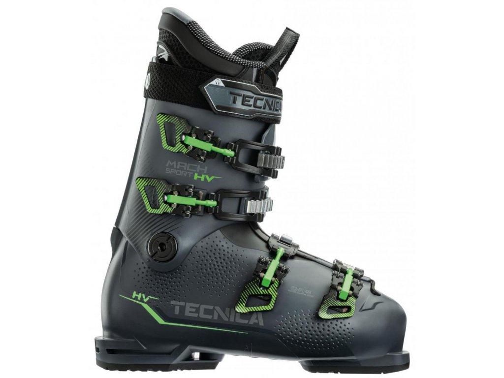lyžařské boty TECNICA Mach Sport HV 90, race gray, 20/21