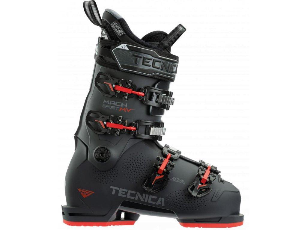 lyžařské boty TECNICA Mach Sport MV 100, graphite, 20/21