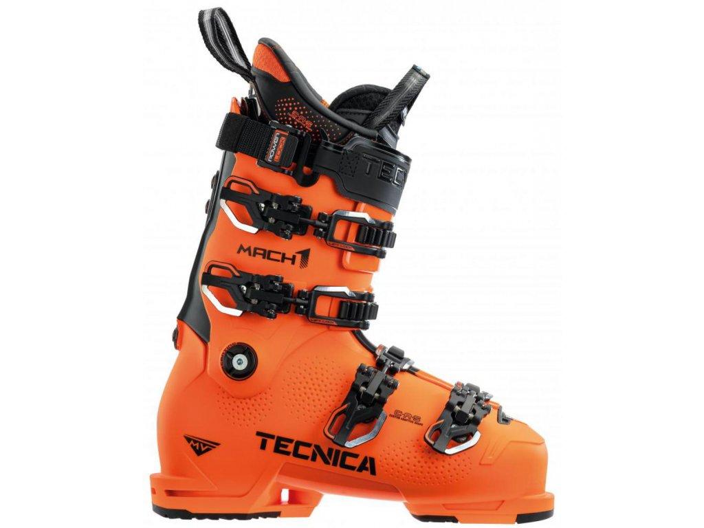 lyžařské boty TECNICA MACH1 MV 130 TD, ultra orange, 20/21