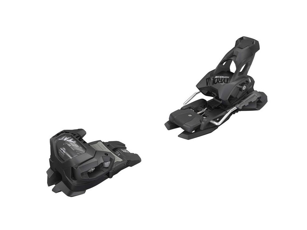 lyžařské vázání TYROLIA Attack2 14 AT W/O brake [A], solid black