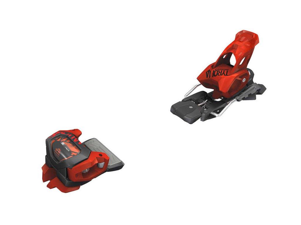lyžařské vázání TYROLIA Attack2 13 GW brake 95 [A], red