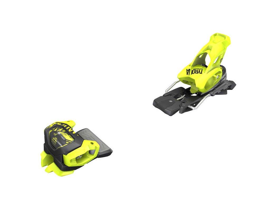 lyžařské vázání TYROLIA Attack2 18 X GW W/O brake [A], flash yellow