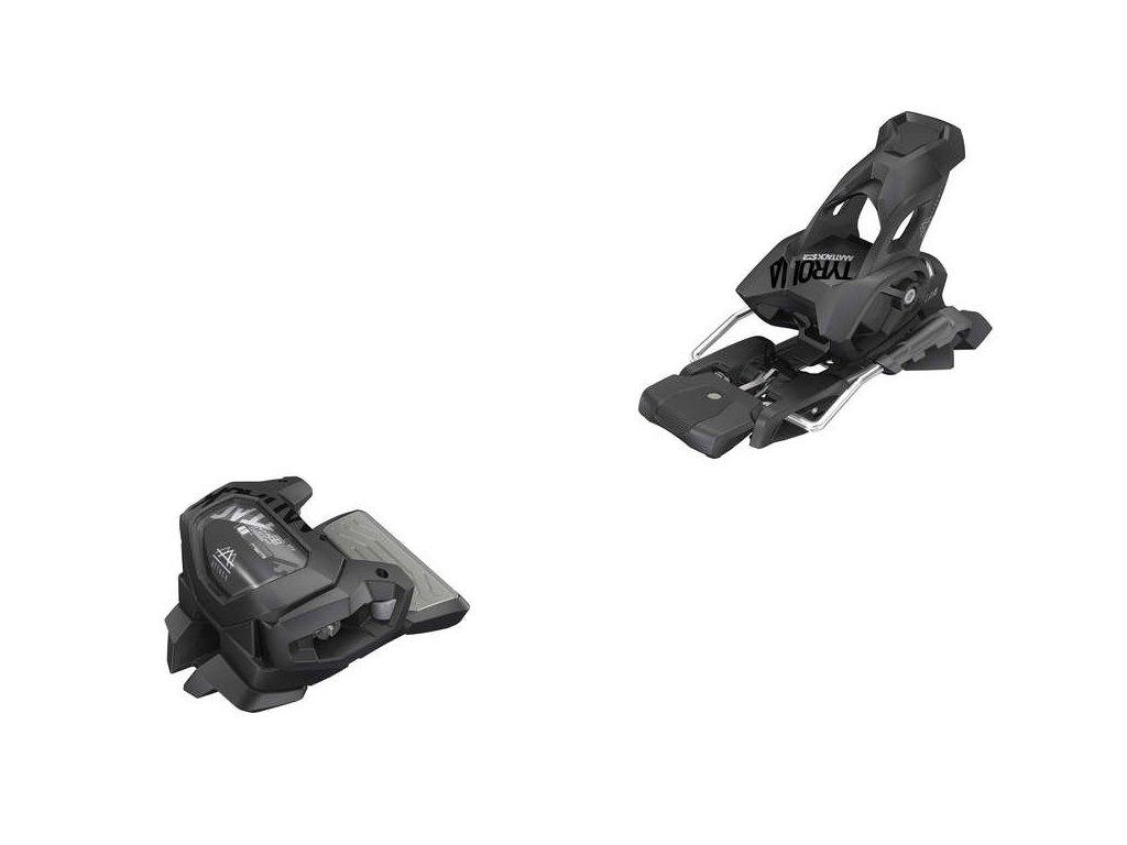 lyžařské vázání TYROLIA Attack2 13 GW W/O brake [A], solid black
