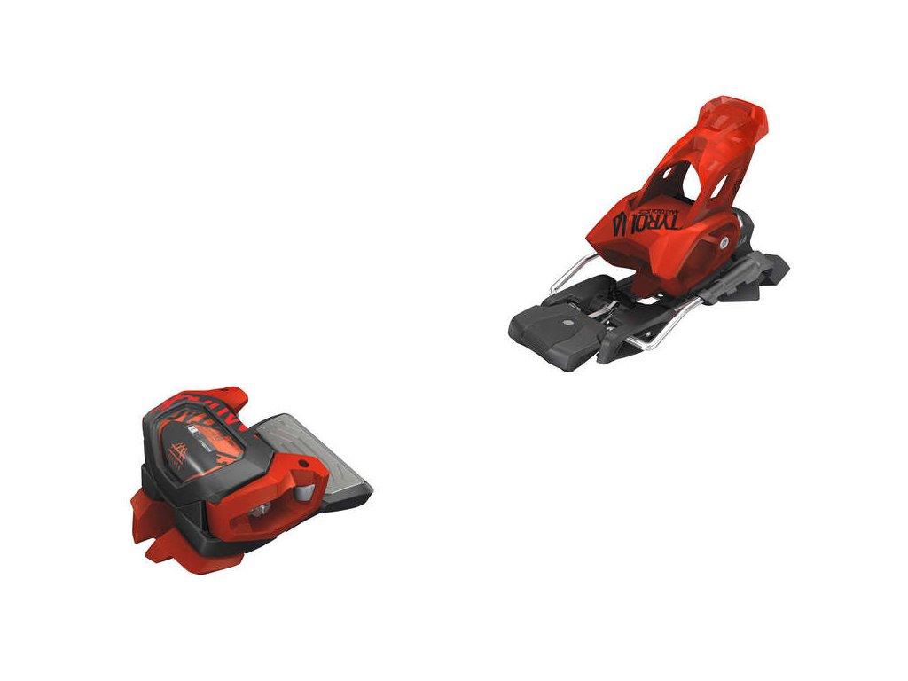 lyžařské vázání TYROLIA Attack2 13 GW brake 110 [A], red