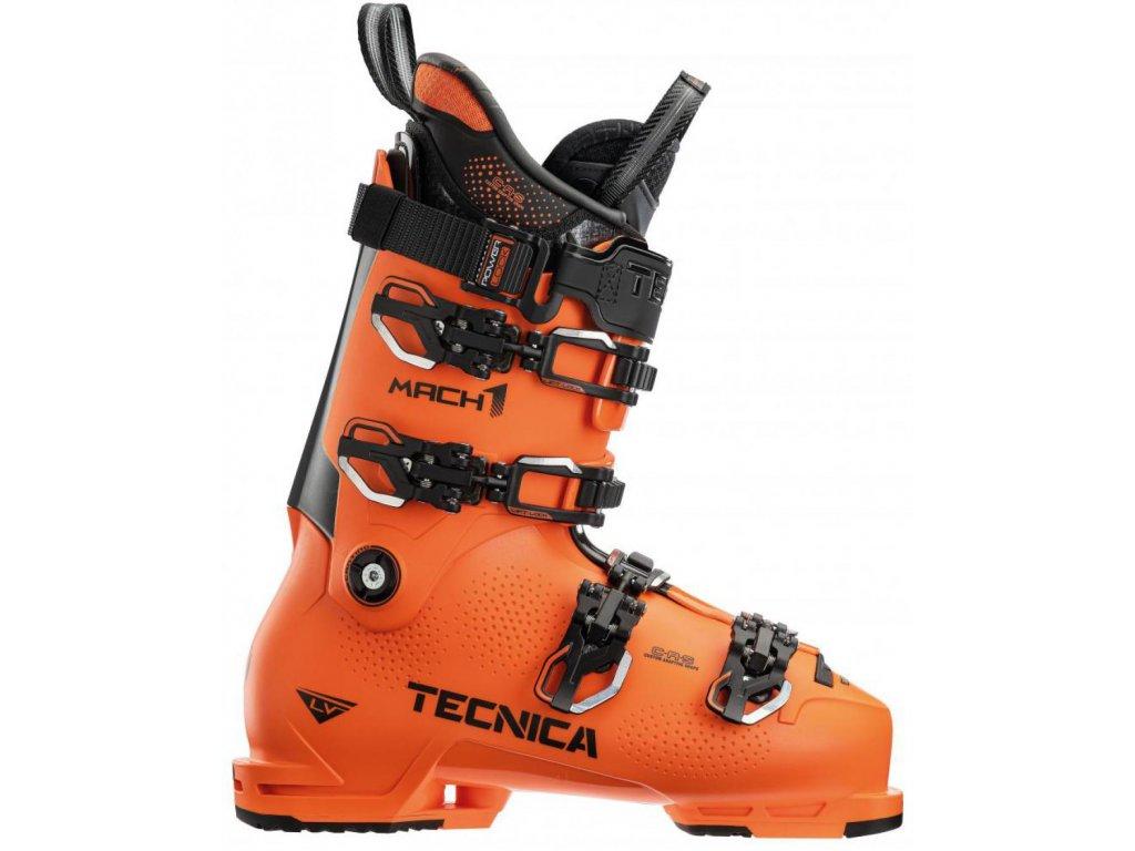 lyžařské boty TECNICA MACH1 LV 130, ultra orange, 20/21