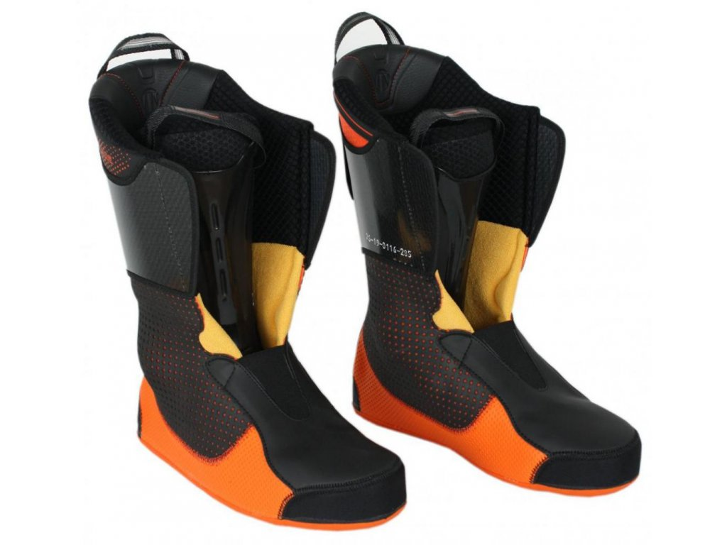 vložky do bot TECNICA Mach1 MV 130 CAS Liner, orange/black