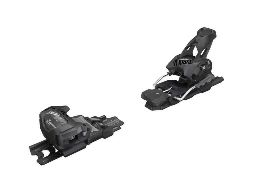 lyžařské vázání TYROLIA Attack2 13 AT Demo brake 95 [F], solid black