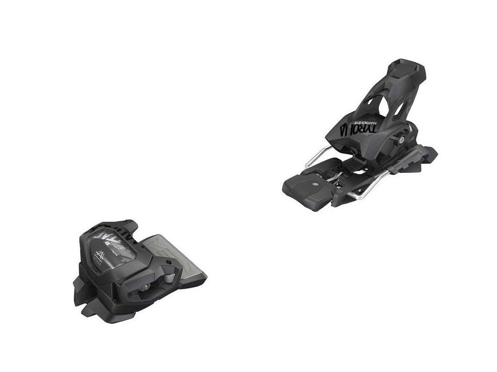 lyžařské vázání TYROLIA Attack2 13 GW brake 110 [A], solid black