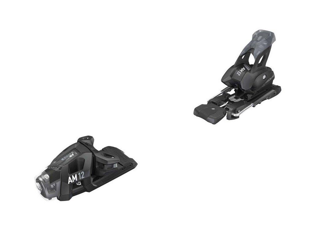 lyžařské vázání TYROLIA AM 12 GW brake 95 [D], matt black
