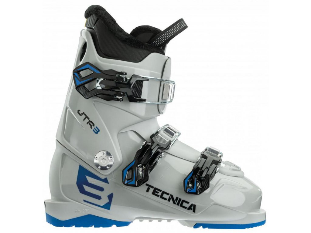 lyžařské boty TECNICA JTR 3, cool grey, 20/21
