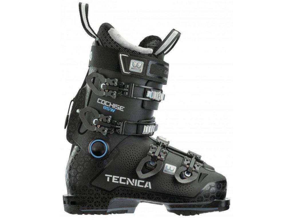 lyžařské boty TECNICA COCHISE 85 W GW, black, 20/21