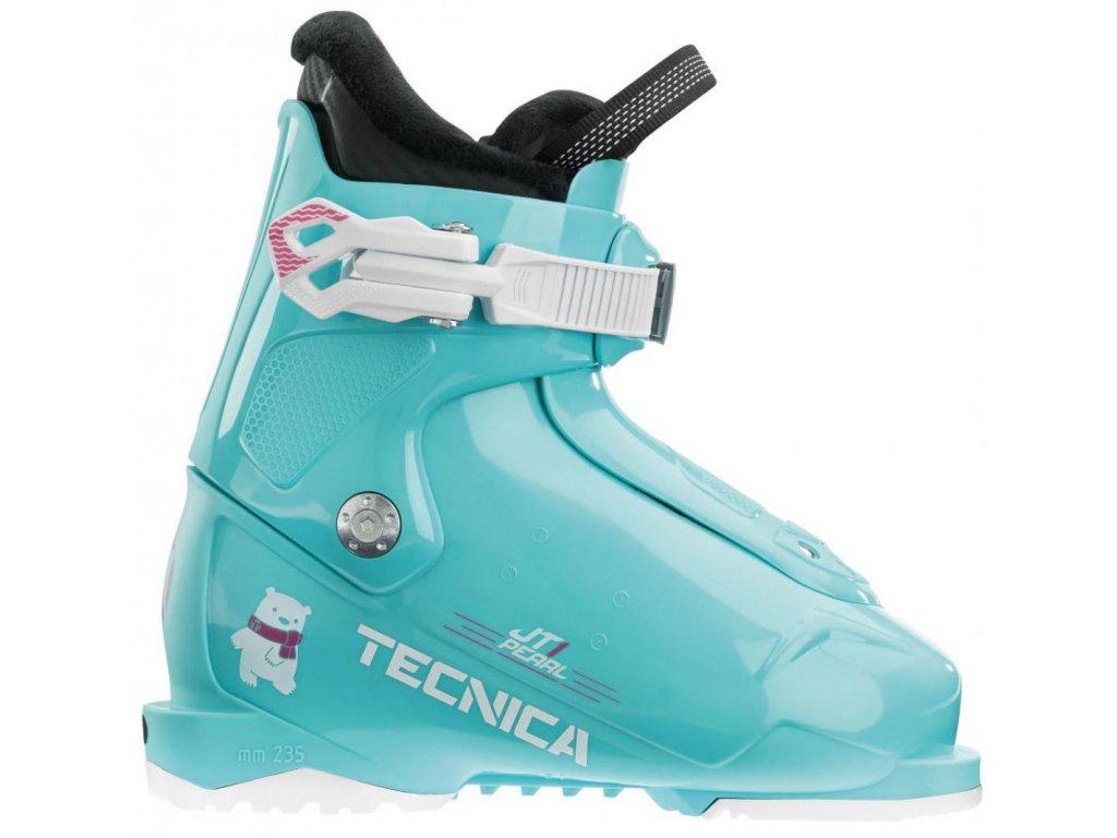 lyžařské boty TECNICA JT 1 PEARL, light blue, 20/21