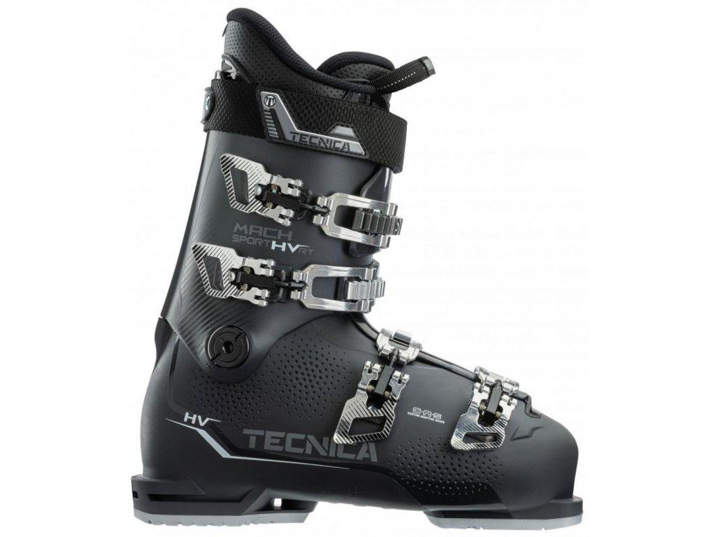 lyžařské boty TECNICA Mach Sport HV 80 RT, graphite, 20/21